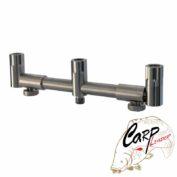 Перекладина для 3 удилищ раздвижная JAG 2/3 Rod Buzzbar Super Compact Rear
