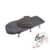 Раскладушка с спальным мешком Nash Scope Black Ops Sleep System