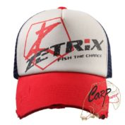 Бейсболка Zetrix Cap ZC-1602 Red Beak
