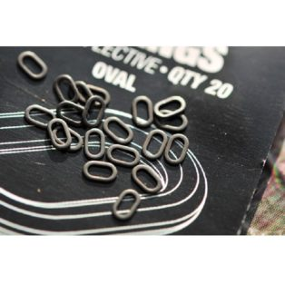 Кольцо металлическое Korda Rig Ring Oval
