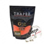 Оранжевый сухарь флюоTraper Orange fluo bread crumb 400гр