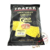 Желтый сухарь флюоTraper Yellow fluo bread crumb 400гр