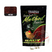Прикормка Traper Metod Feeder Ready Fish Mix 750г.