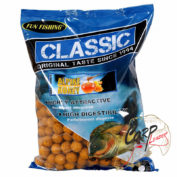 Бойлы Fun Fishing Classic - Bouillettes - 2kg - 15mm - Alpine Honey