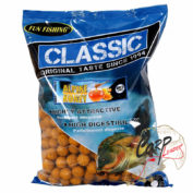 Бойлы Fun Fishing Classic - Bouillettes - 2kg - 20mm - Alpine Honey
