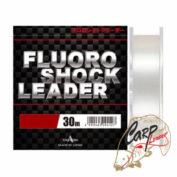 Флюорокарбон Yamatoyo Fluoro Shock Leader 30m 10 lb Clear-Fluoro