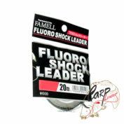 Флюорокарбон Yamatoyo Fluoro Shock Leader 20m 25 lb Clear-Fluoro