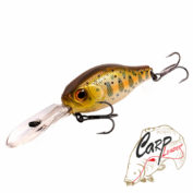 Воблер ZipBaits B-Switcher MDR Midget 010