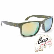 Очки Avid Carp Polarised Sunglasses - Sage - Green Revo Lens