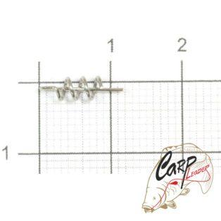 Крепление для силиконовой приманк HitFish Centering PiN Spring S 15 шт