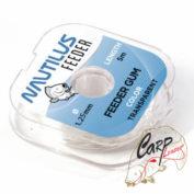 Амортизатор Nautilus Feeder Gum 1.25мм 5м