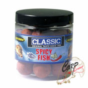 Бойлы плавающие Fun Fishing Classic Pop Ups Spicy Fish 50g 15mm