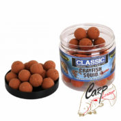 Бойлы плавающие Fun Fishing Classic Pop Ups Ecrevisse Calamar 50g 15mm