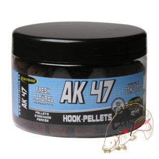 Пеллетс насадочный Fun Fishing Hook Pellets AK 47 15mm 300gr