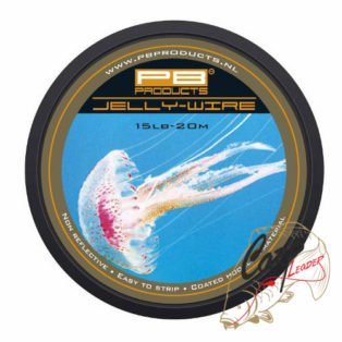 Поводковый материал PB Products JELLY WIRE 15 lb