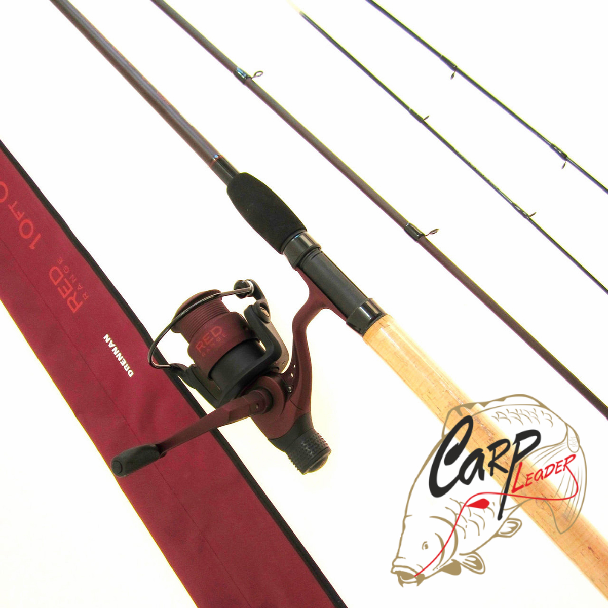 удилище red range method feeder 11