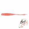 Силиконовые приманки Megabass Chilimen 1.8 - clear-red-flake