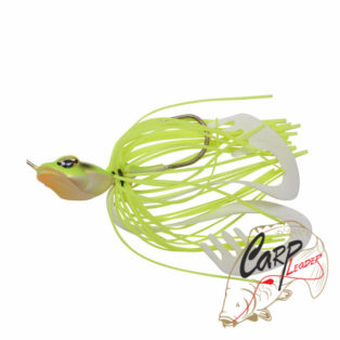 Спинербейт Megabass I-Spin 1/4oz W Swimming Frog