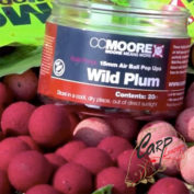 Бойлы плаващие CCMoore Wild Plum  Air Ball Pop-Up 15 mm дикая слива