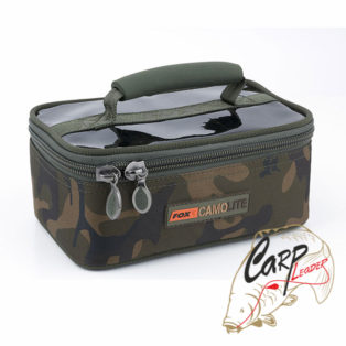 Сумка для грузил Fox Camolite Rigid Lead & Bits Bag