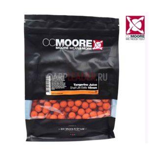 Бойлы CCMoore Tangerine Juice Shelf Life 15 mm 1kg Мандариновый Сок