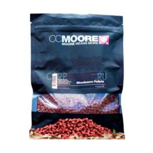 Пеллетс CCMoore Bloodworm Pellets 6mm 5kg