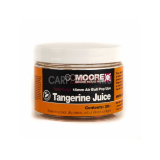Бойлы плавающие CCMoore Pop Up Tangerine Juice 15 mm Мандариновый Сок