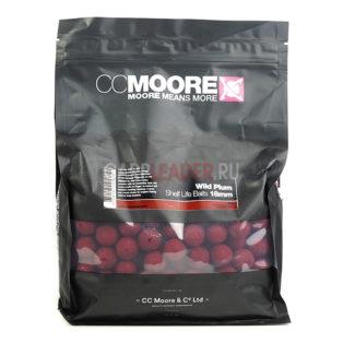 Бойлы CCMoore Wild Plum Shelf Life 18 mm 1kg Дикая Слива