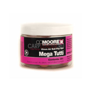 Бойлы плавающие CCMoore Pop Up Mega Tutti Air Ball 15 mm Мега тутти
