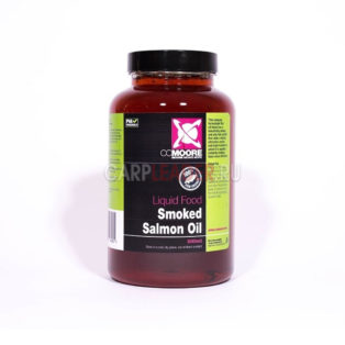 Ликвид CCMoore Smoked Salmon Oil 500ml подкопченное лососевое масло