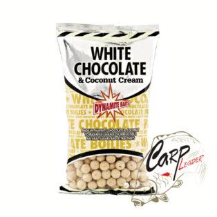 Бойлы Dynamite Baits 20 мм. White Chocolate & Coconut Cream 1 кг.