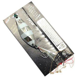 Блесна Tict Maetel Mini Zebra Silver 7 гр.