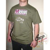 Футболка CCMoore Green Fishing T-Shirt