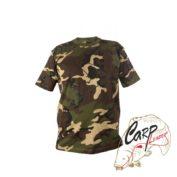 Футболка Avid Carp T- Shirt - Camouflage