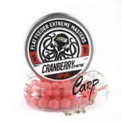 Бойлы плавающие FFEM Pop-Up Cranberry N-Butyric 10mm 55psc