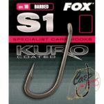 Крючки карповые Fox Kuro S1 - 10