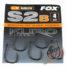 Крючки карповые Fox S2 Kuro sz4 hook barbless безбородые