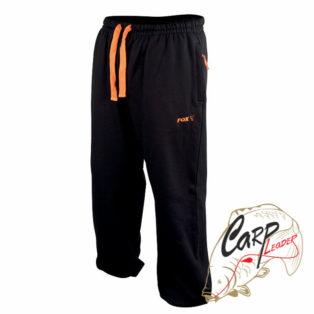 Штаны Fox Chunk Black & Orange Lightweight Joggers