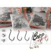 Набор крючков Trabucco Hisashi Hook 11007 Beack - 1-0