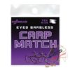 Крючки Drennan Eyed Barbless Carp Match - 10