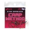 Крючки Drennan Eyed Barbless Carp Method - 10