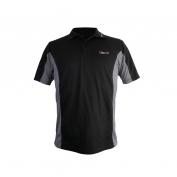 Футболка PROLogic с воротником Polo T-shirt Black