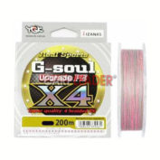 YGK G-soul X4 Upgrade PE 200m