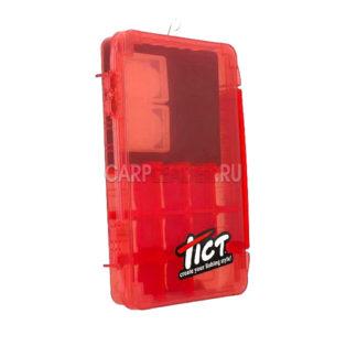 Коробка для микроприманок Tict Stamen Case Red