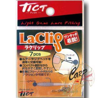 Застежка Tict Laclip