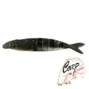 Эластичная приманка Lake Fork Live Magic Shad 4.5 col. Golden Shiner