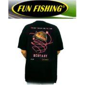 Футболка Fun Fishing Tee Shirt Model 4 Ecstasy Taille