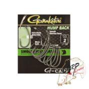 Крючки Gamakatsu G-Carp Hump Back №02