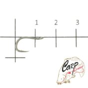 Крючки Gamakatsu G-Carp Wide Gape Super