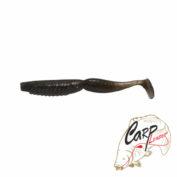 Силиконовые приманки Megabass Spindle Worm 3 HM Black Beer